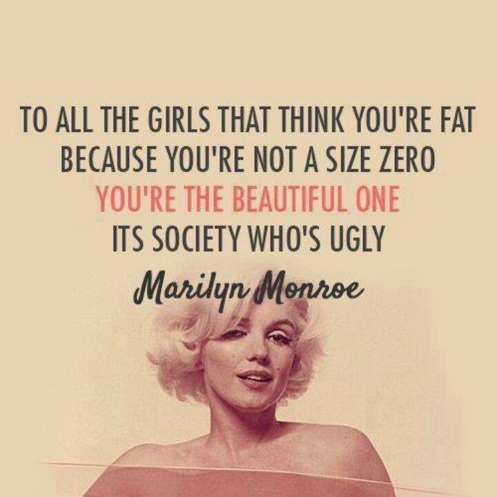 Marilynmonroe Love Yourself