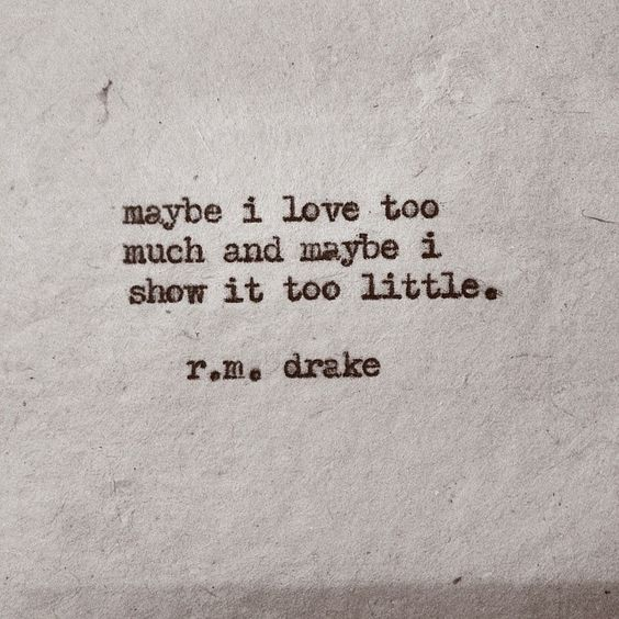 R M Drake Robert Macias Poetry Verse Thoughts Quotes