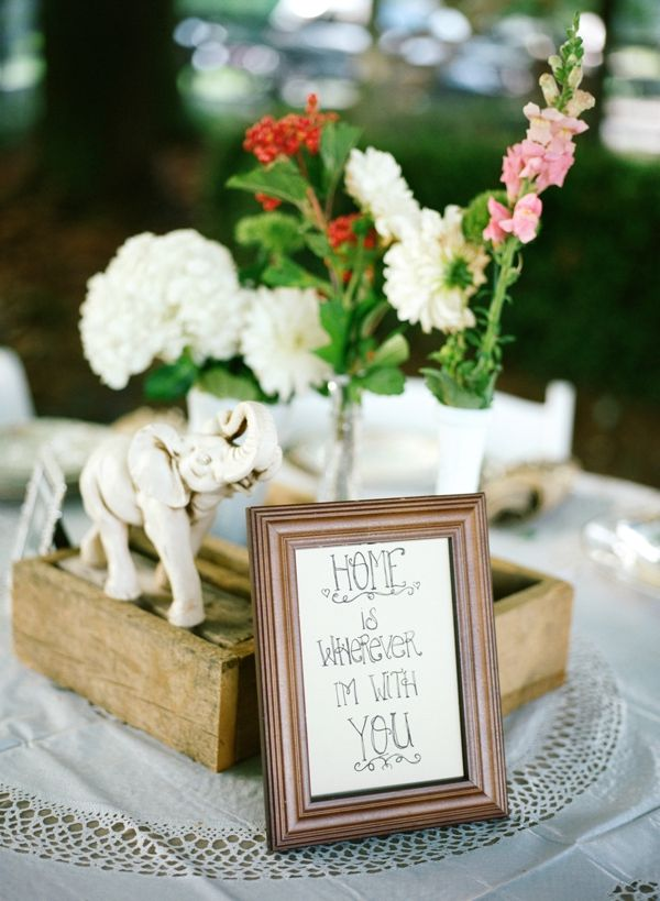 Love quotes wedding centerpieces hover me home is wherever im with you love sign junglespirit