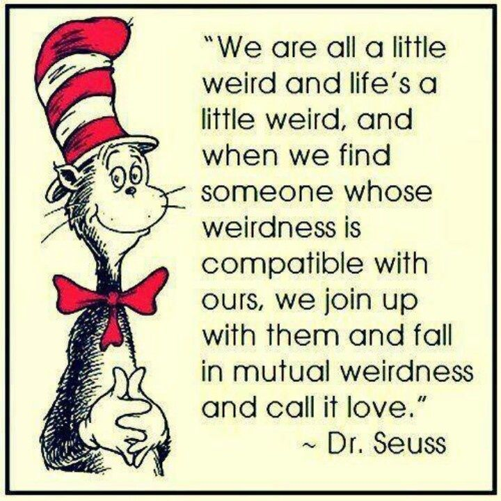 Dr Seuss Quotes Love Love Quotes And Sayings