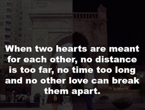 Top  Long Distance Relationship Love Quotes