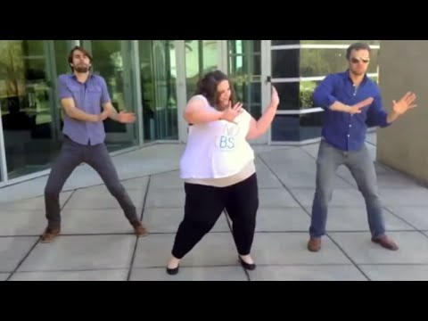 Funny Fat People Dance Vine