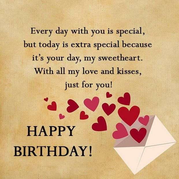 Happy Birthday Wishes For Boyfriend Images Messages And Quotes