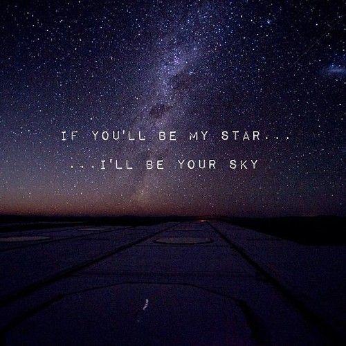 C Under The Starsamazing Quoteslove