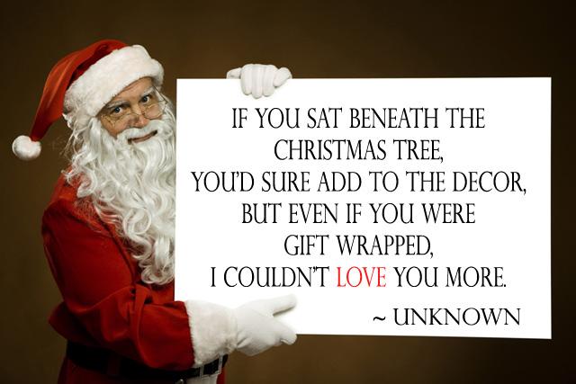 Christmas Love Sayings
