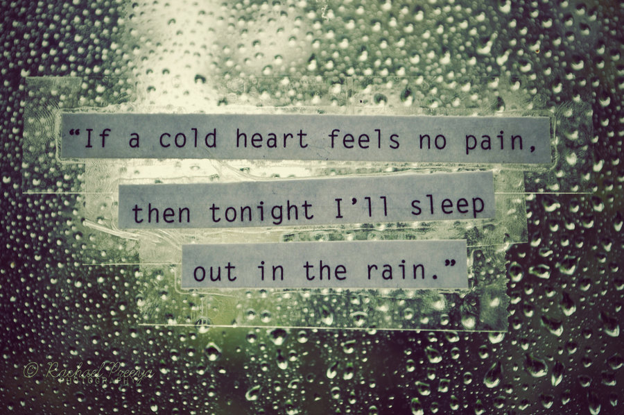 Cold Heart By This Is The Life