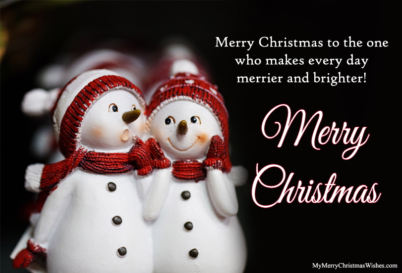 Cute Christmas Love Quotes Image