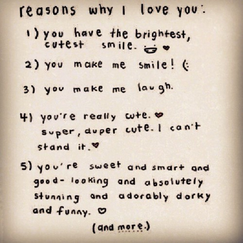 Cute Love Quotes For Him From Her