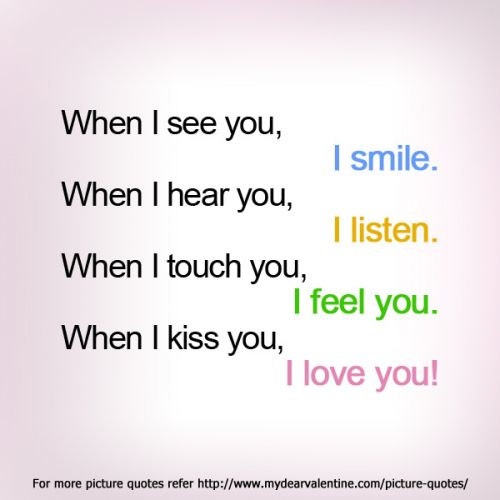 Sweet Words For My Love Quotes Pansi Me