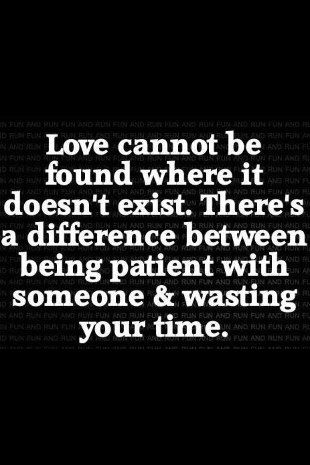 Patient Or A Waste Of Time