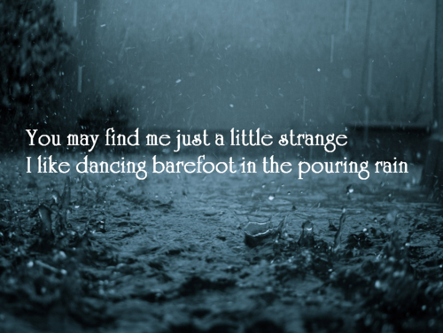 Dancing In The Rain Quotes Google Search