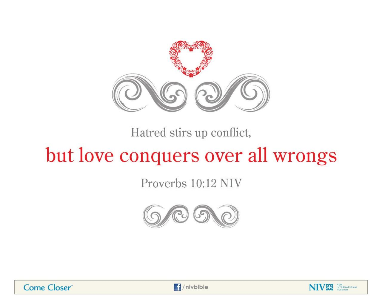 Proverbs Niv Your Stronger Im Stronger And