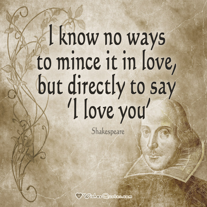 Shakespeare Quotes Love Classy Shakespeare Quotes About Foolish Love Hover Me