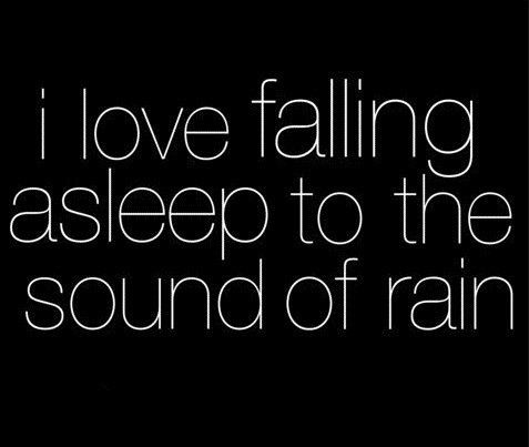 Quotes About Rainy Nights