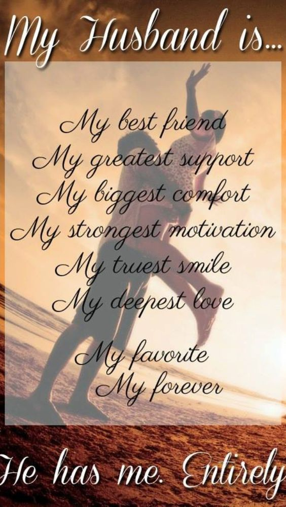 My Husband Is Love Love Quotes Quotes Quote Marriage In Love Love Quote