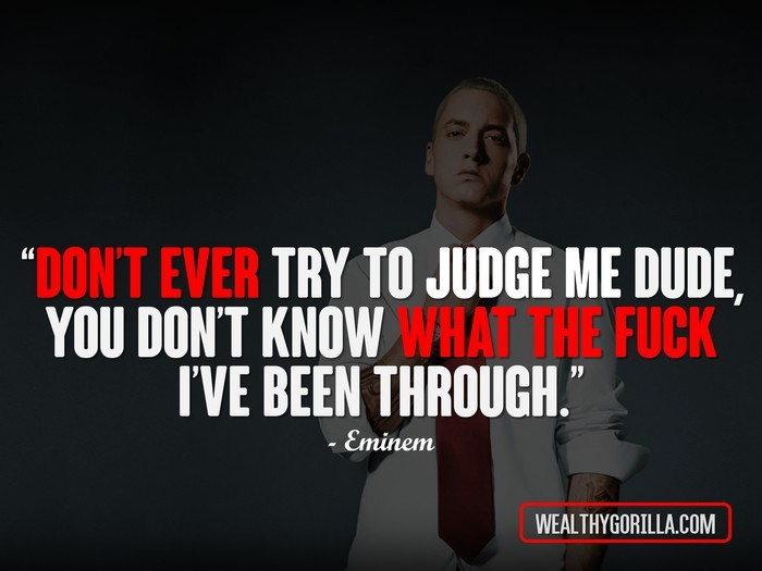 Th Of  Eminem Quotes