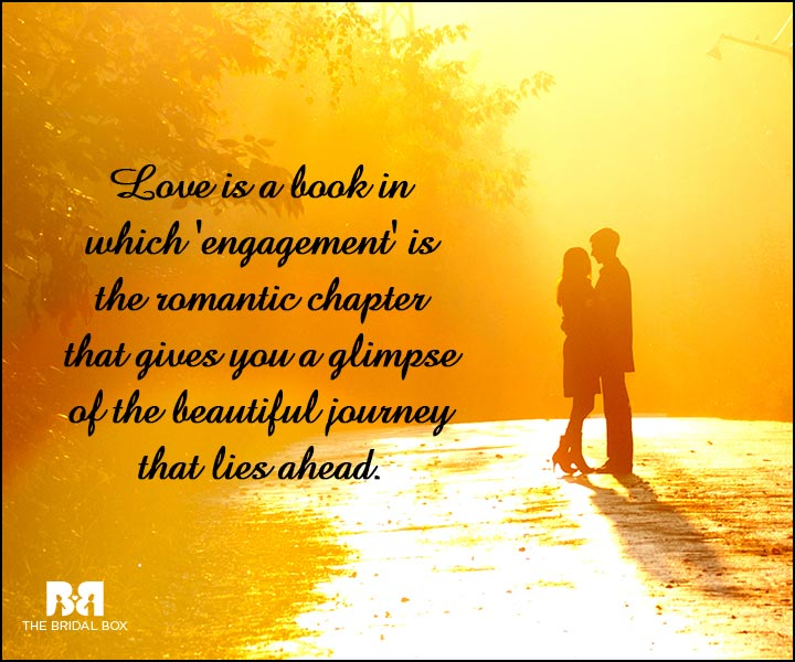 En Ement Quotes The Beautiful Journey That Lies Ahead