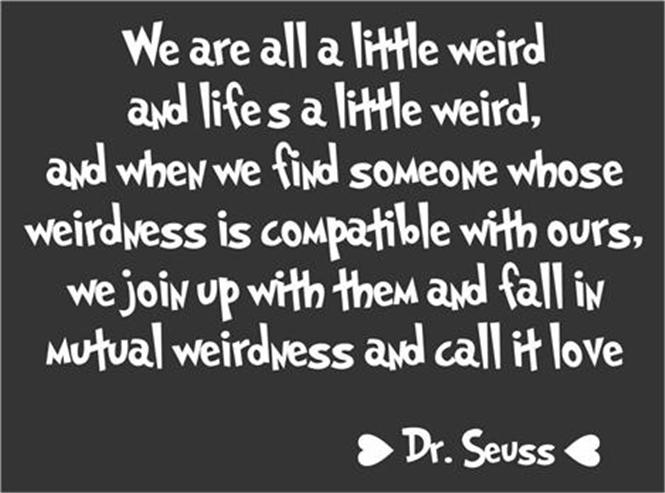 Everyday Power Dr Seuss Love Quote Inspiring Motivation Career Life Advice Positive Home Learning Reading American
