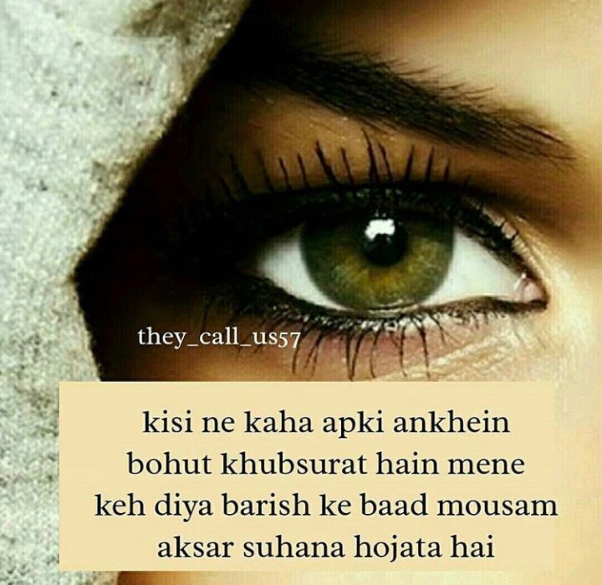 Eyes With Hindi Love Quote Ping On Hindi Shayari Pinterest Hindi Quotes Urdu