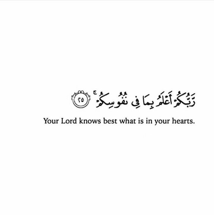 Allah Knows Everythings Inside
