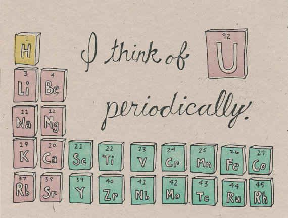 Science  Punny Valentines For Everyone You Love