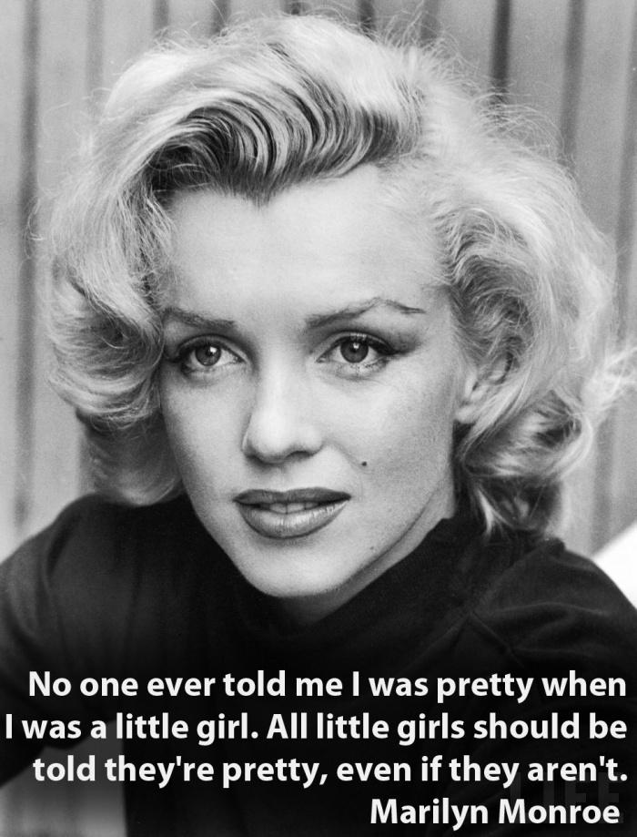 Marilyn Monroe Quotes On Natural Beauty Kyzudg