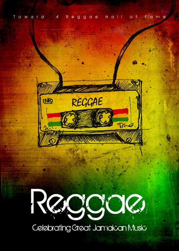 Reggae Music Iran International Reggae Poster Contest