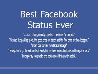 Funny Facebook Quotes Status Updates Profile Pics