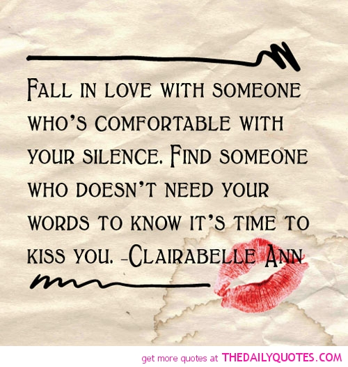 Fall Quotes About Love Inspiration Fall In Love The Daily Quotes