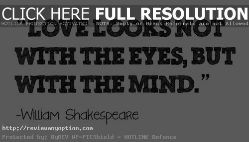 Famous Shakespeare Love Quotes Stunning William Shakespear Love Quotes The Best Love Quotes