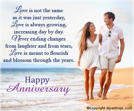 Happy Wedding Anniversary Wishes For Son And Daughter In Law Images Happy Birthday Anniversary Wedding