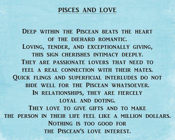 Pisces Yep Thats Me