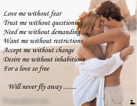 Fear Questioning Love Quotes For Couples About To Marry Demanding Need Trust Accept Change Inhabitions Newly