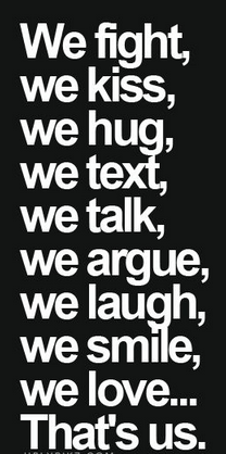 Love Quotes About Arguing And Making Up Hover Me