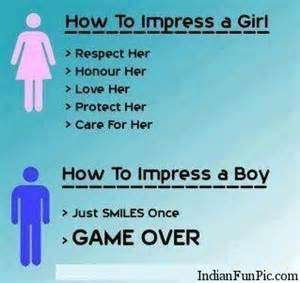 How To Impress A Girl Funny Image Funny P O For