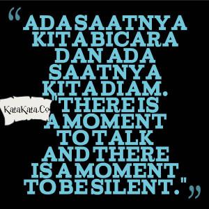Kata Kata Mutiara Bahasa Inggris Dan Artinya