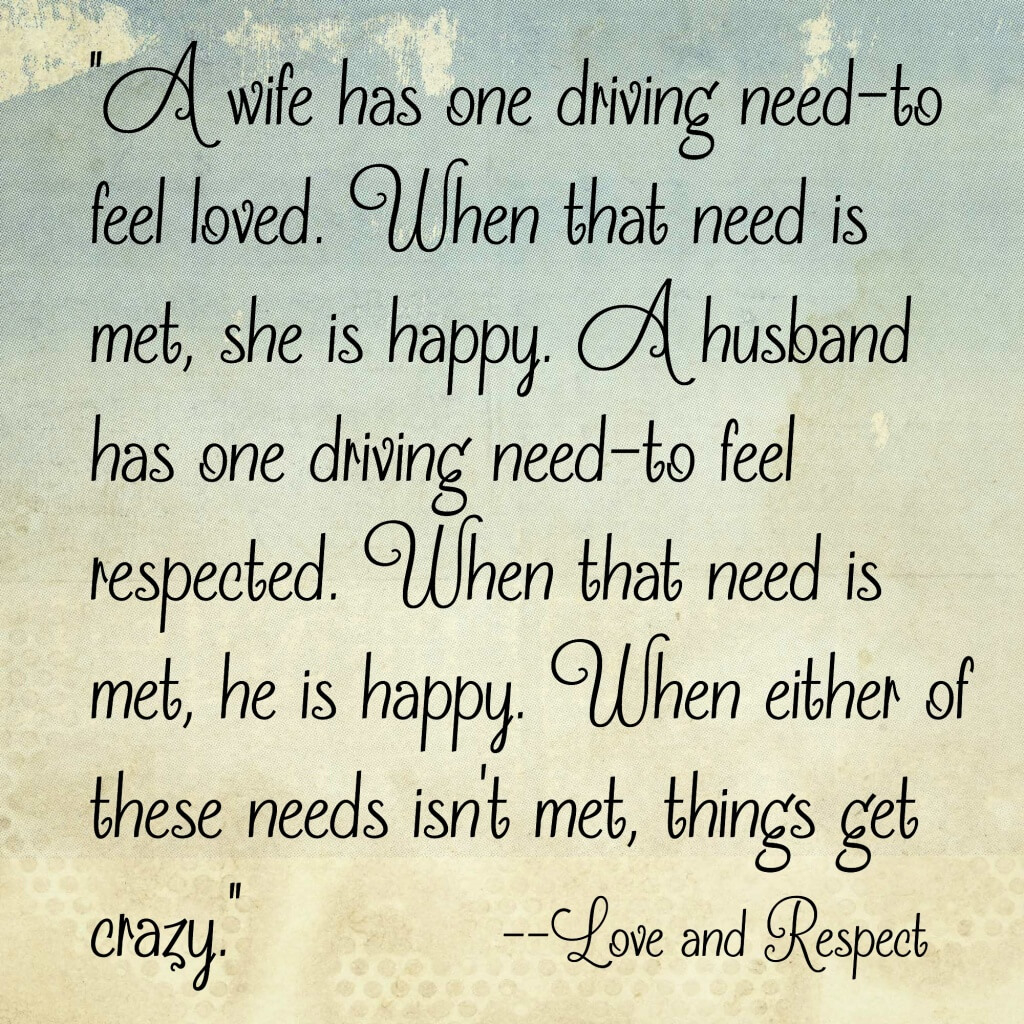 Luxurius Respect Your Wife Quotes