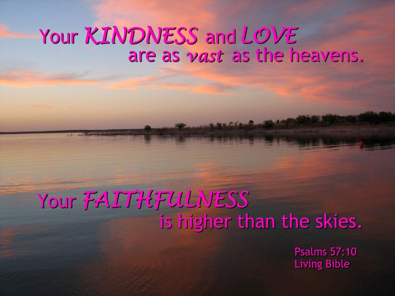 Free Stock P O S Kindness Love And Faithfulness