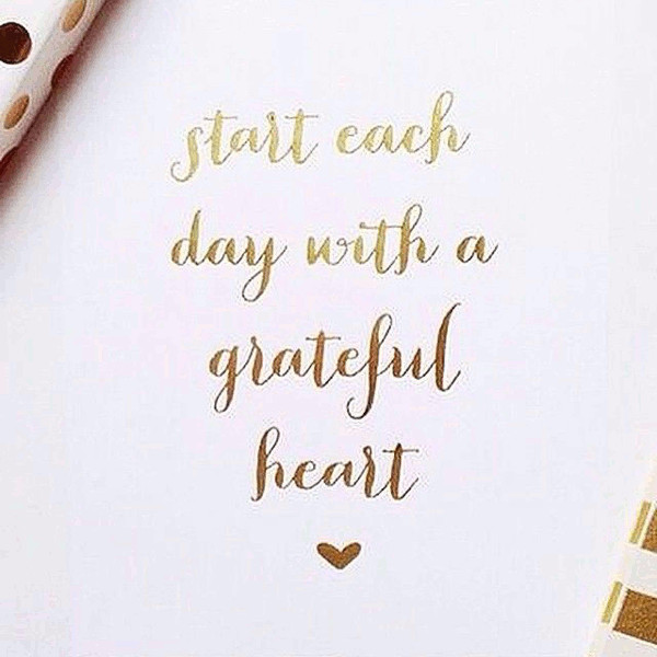 Good Morning Love Quotes Grateful Originally Posted By Pinterest