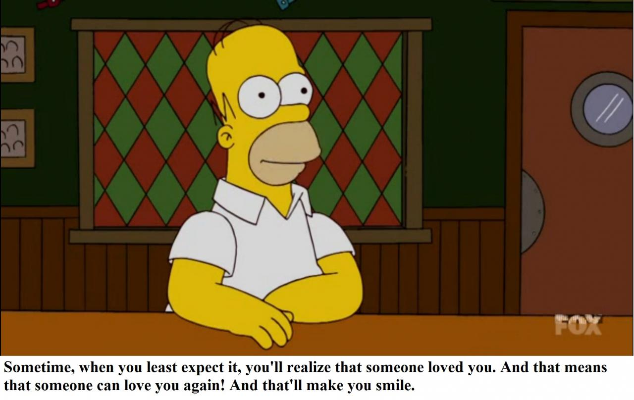 Homer Simpson Quotes About Love I