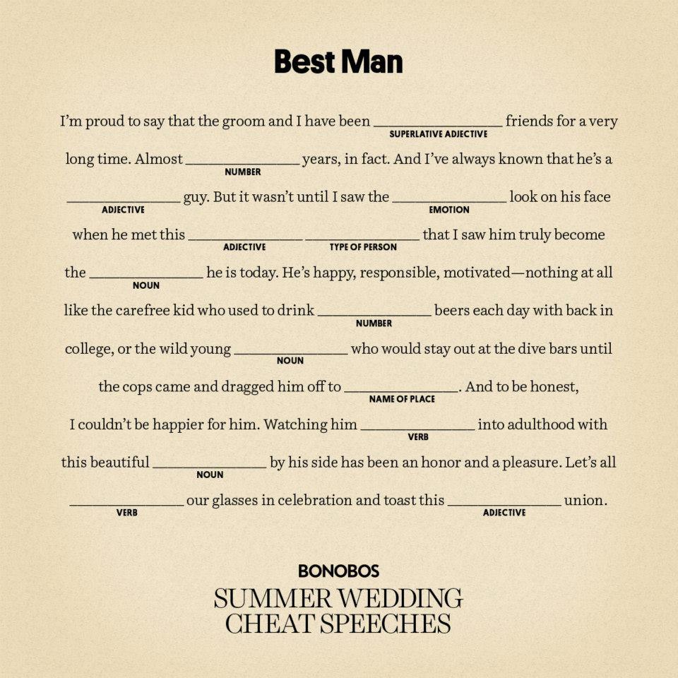 Best Best Man S Ch