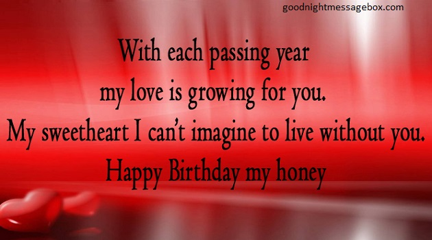 Words Alone Are Not Enough To Express My Feelings That How Happy Im To Know That You Are Going To Enjoy Your Another Year Of Life Wishing You A Very Very
