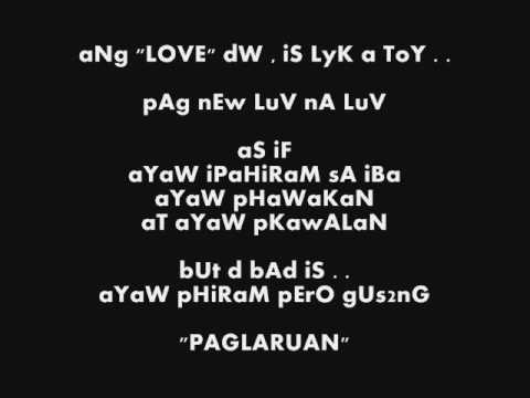 Love Quotes Tagalog Part
