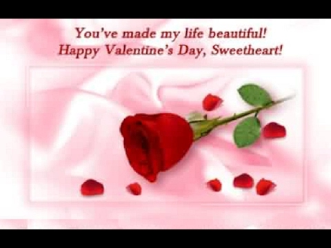 Happy Valentine Day My Love Wisheswhatsapp Messageromantic Greetingslovely Quotes