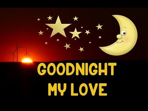 Good Night My Love  E D A E D A Cute Good Night Quotes Messages For Her Him