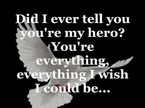 Wind Beneath My Wings Lyrics Bette Midler