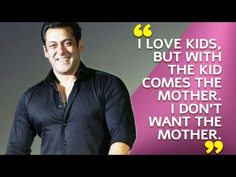 Amusing Quotes By Salman Khan That Prove Hes Definitely Not Alight Spotboye