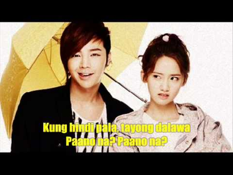 Love Rain Tagalog Version Ost Part  Because Its You Filipino Cover Fandub