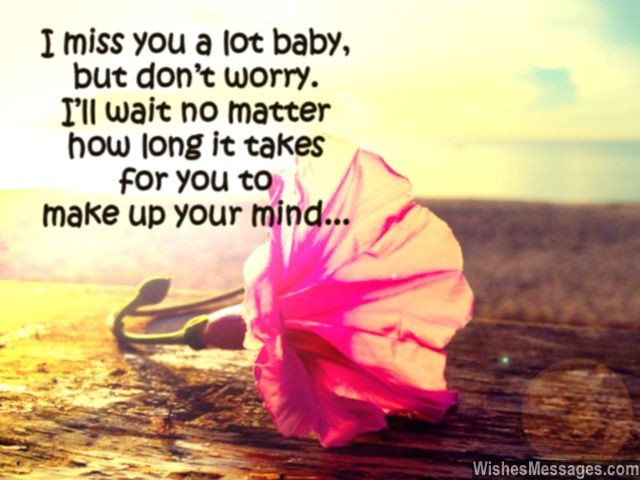 Love you quotes for her i miss you