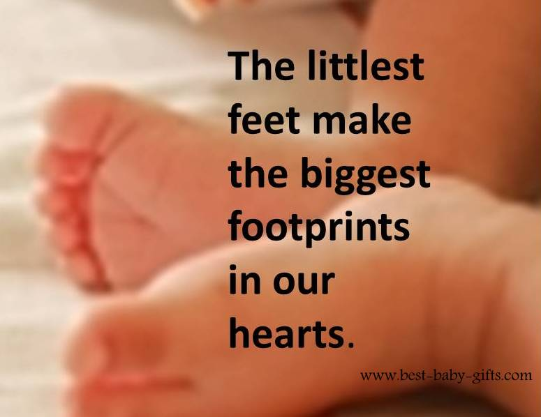 More Heartening Newborn Quotes